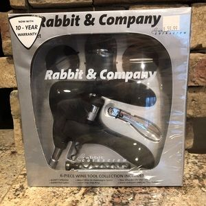 Rabbit & Company Other - Wine Tool Collection